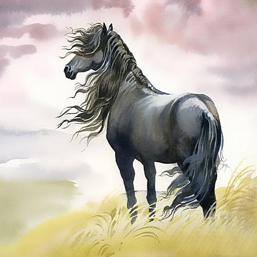 有关秋天的诗句_有关马的诗句