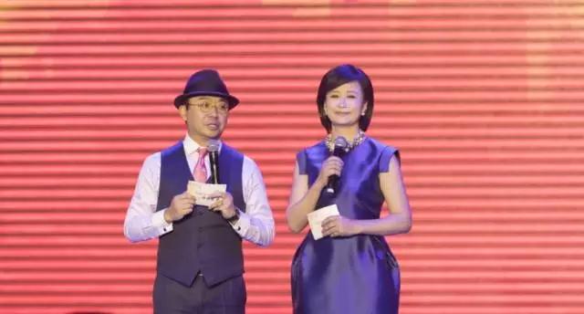 上海广播电视台的主持人夏磊,上海教育台主持人徐丽遐